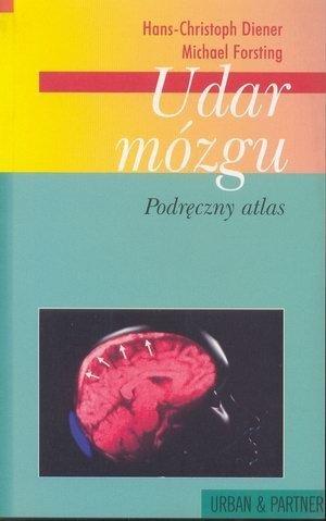 Udar mózgu Podręczny atlas