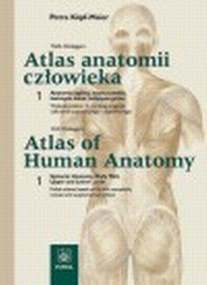 Atlas anatomii człowieka Wolfa-Heideggera Tom 1 + 2 + indeksy