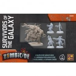 Zombicide: Invader - Survivors of the Galaxy - ENG