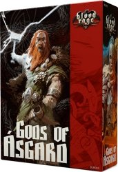 Blood Rage: Bogowie Asgardu