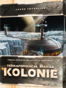 Terraformacja Marsa: Kolonie - Przedsprzedaż