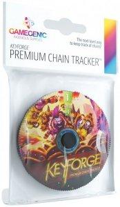 Gamegenic: KeyForge - Premium Brobnar Chain Tracker