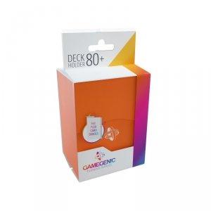 Gamegenic: Deck Holder 80+ - Orange