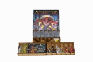 Insert do gry Aeon's End (2ed) (e-Raptor)