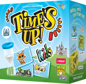 Time's Up! Kids (2020)