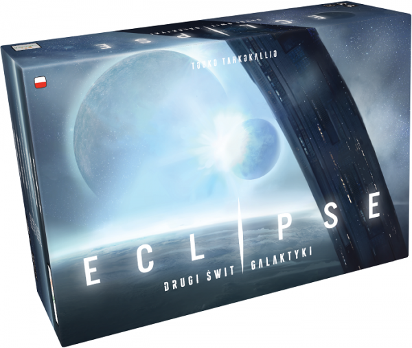 Eclipse: Drugi swit galaktyki pudełko