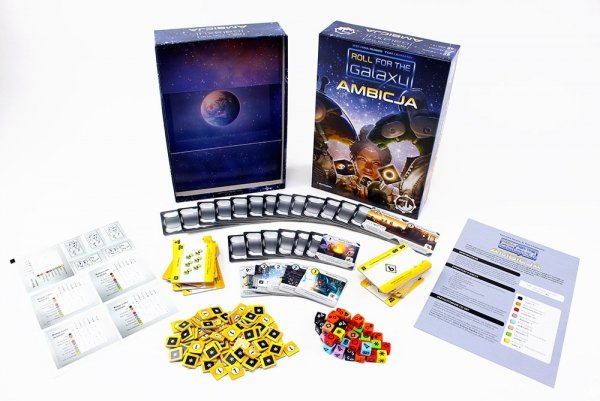 Roll for the Galaxy: Ambicja