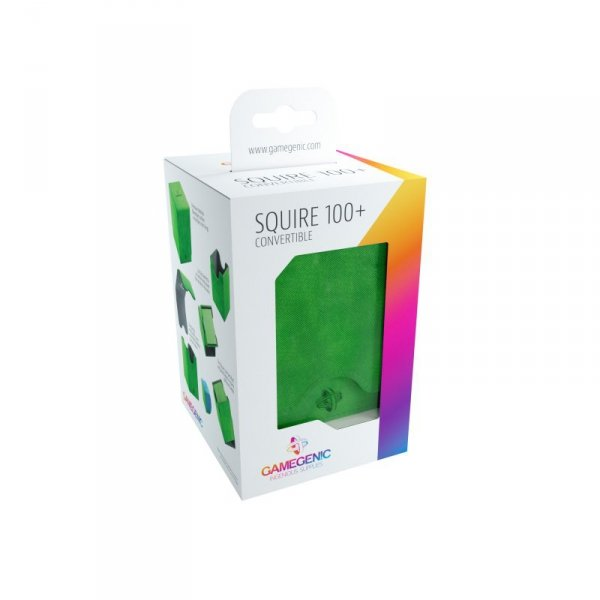 Gamegenic: Squire 100+ Convertible - Green