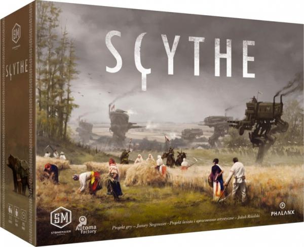Scythe - dodruk maj 2019