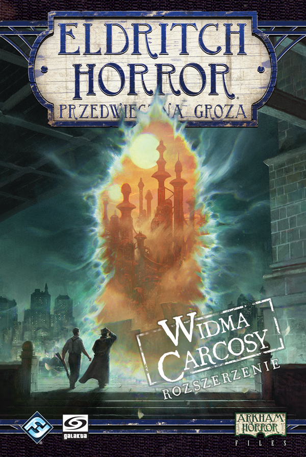 Eldritch Horror: Przedwieczna Groza - Widma Carcosy