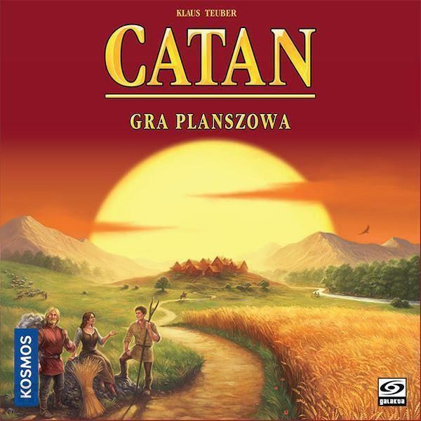 Osadnicy z Catanu - Zestaw Władcy Catanu