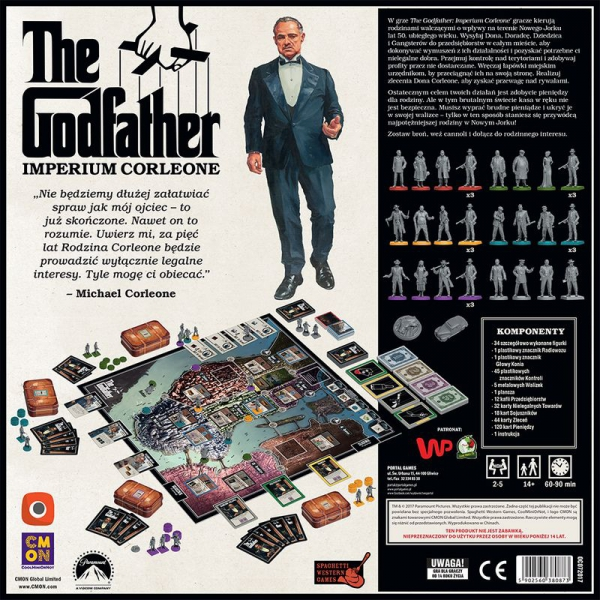 The Godfather: Imperium Corleone