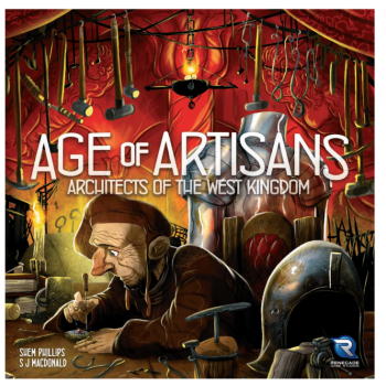 Architects of the West Kingdom: Age of Artisans - ENG