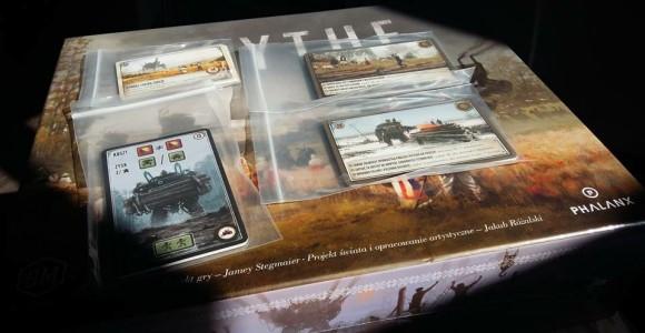 Scythe: Zestaw 18 unikatowych kart spotkań Kickstarter