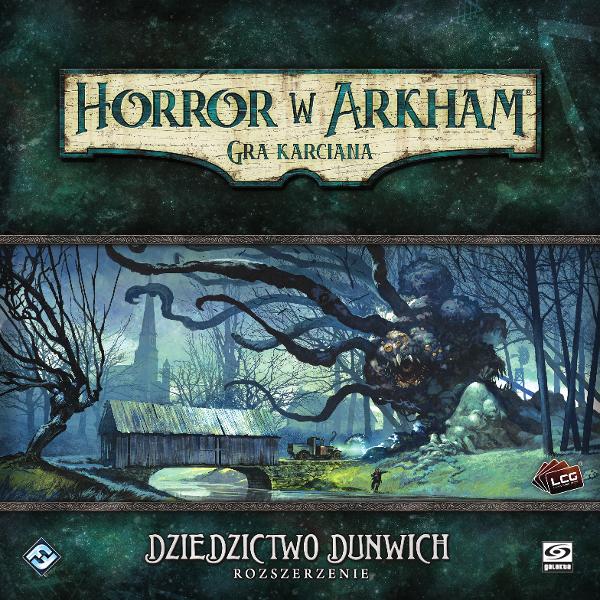 Horror w Arkham: Gra karciana - Dziedzictwo Dunwich (dodatek)