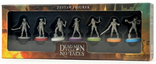 Dead Men Tell No Tales - Zestaw Figurek