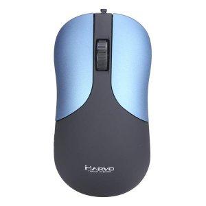 Mysz przewodowa biurowa Marvo DMS002 BLUE
