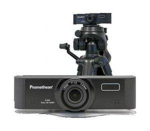 Zestaw Promethean Distance Learning Bundle kamera + statyw do wspierania nauki zdalnej