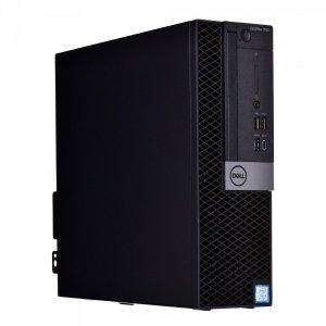DELL KOMPUTER OPTIPLEX 7060 SFF i5-8500 16GB SSD256GB NVMe WIN10 - Poleasingowy