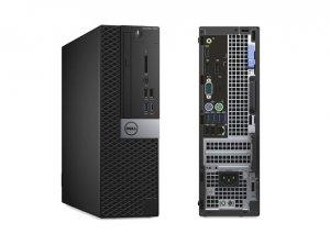 DELL KOMPUTER OPTIPLEX 7050 SFF i5-6500 16GB SSD256GB NVMe WIN10 - Poleasingowy