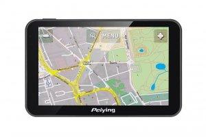 Nawigacja GPS Peiying Alien PY-GPS7014 + Mapa EU