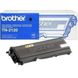 Toner Brother TN-2120 Black, 2600 str.