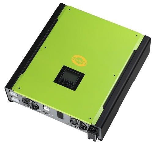 Inverter Hybrydowy ORVALDI Solar Infini 3kW Plus (PV 4,5kW) - Grid on, Grid off lub Grid on z backupem