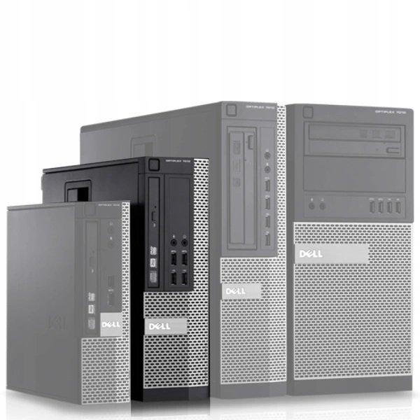 DELL komputer OPTIPLEX 7020 i5-4590 8GB SSD256GB WIN10PRO - Poleasingowy