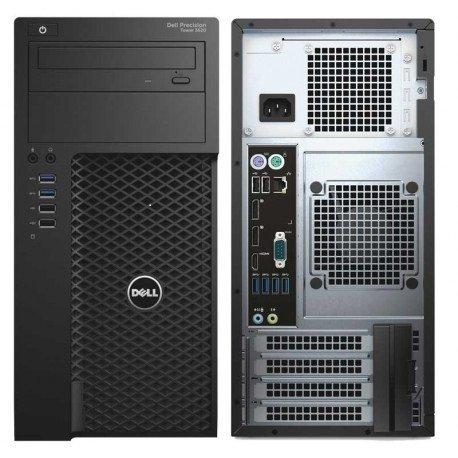 DELL Precision T3620 E3-1220 V5/32GB/512SSD+500GB/K620 WIN10Pro