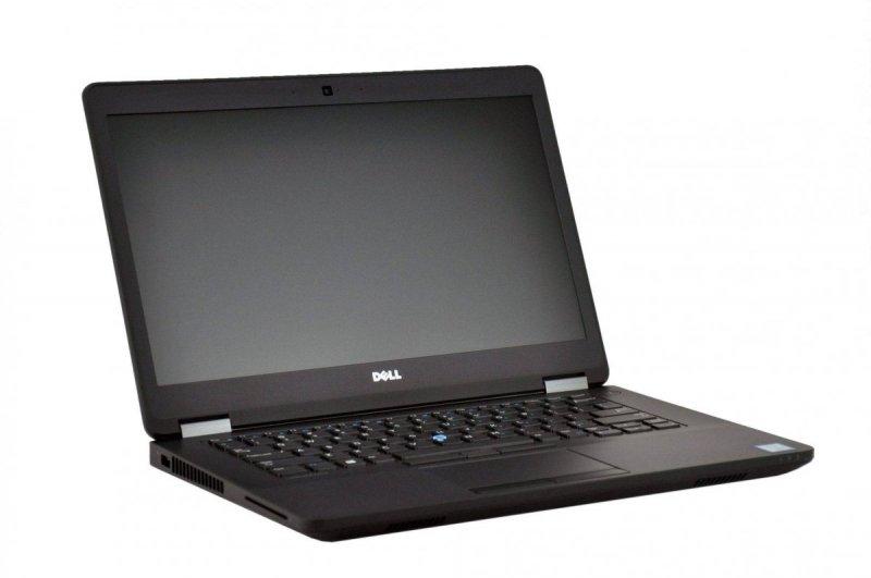 DELL LATITUDE E5470 i5-6200U/8GB/SSD256GB/BT/W10PRO FHD - Poleasingowy