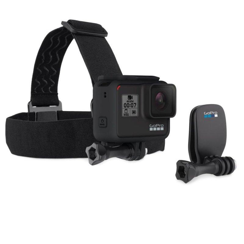 GoPro Head Strap + Quick Clip
