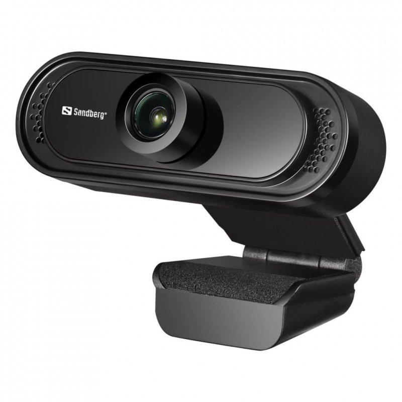 SANDBERG Kamera Internetowa FullHD USB 1080p Saver