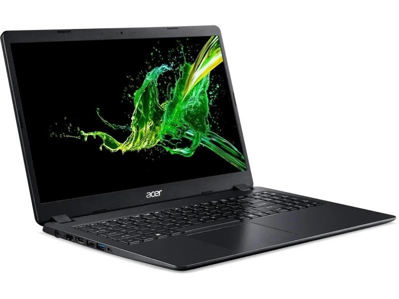 "Notebook Acer Aspire 3 15,6""FHD/Ryzen 7 3700U/8GB/SSD512GB/Vega10 Black"