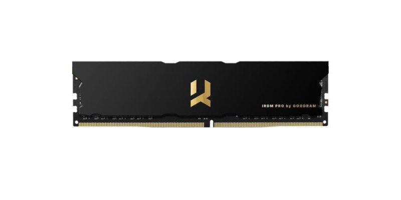 Pamięć DDR4 GOODRAM IRDM PRO 8GB 4000MHz 18-22-22 Black
