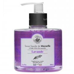 MARSELLIE LIQUID SOAP – Lavender