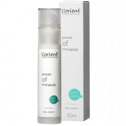 POWER OF MINERALS - anti-wrinkle day cream