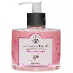 MARSEILLE LIQUID SOAP – Rose