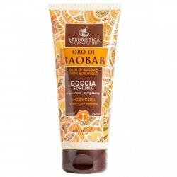 Żel pod prysznic z organicznym olejkiem z baobabu