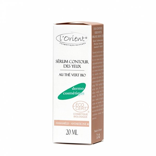 EYE SERUM - with BIO green tea