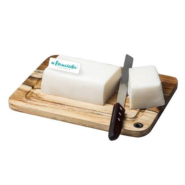 BIAŁE PIŻMO balsam z masłem shea w ozdobnym pudełku