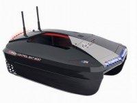 Łódka zanętowa BAITING2500 2.4GHz GPS RTR - Szara