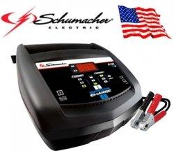 Ładowarka Schumacher SCI 15A 12V/6V z odsiarczaniem do akumulatorów żelowych i kwasowych