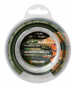 STRZAŁÓWKA MIMICRY GREEN HELO PROLOGIC 0,50 mm 32 lbs