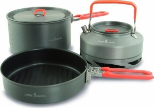 FOX 3-PIECE MEDIUM COOKSET CCW001