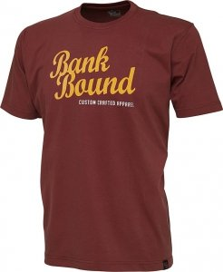 T-SHIRT Bank Bound Custom Tee Prologic