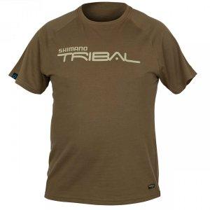 SHIMANO T-Shirt Tribal Tactical Wear L