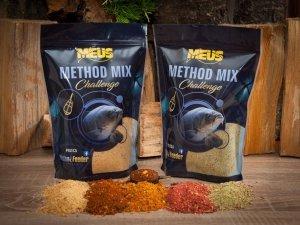 Method Feeder Mix White Worm Meus