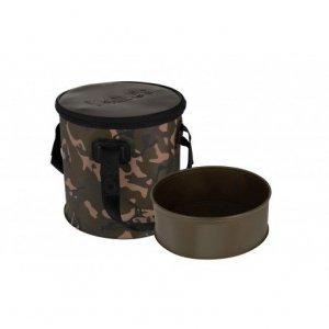 Fox Aquos Camolite Bucket and Insert 12l CEV009