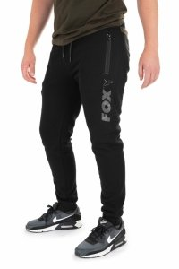 Fox Spodnie BLACK/CAMO PRINT JOGGER XXXL CFX096