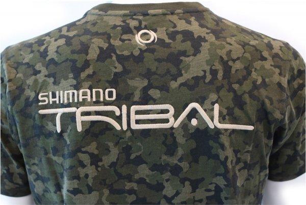 T-SHIRT SHIMANO TRIBAL XTR CAMO